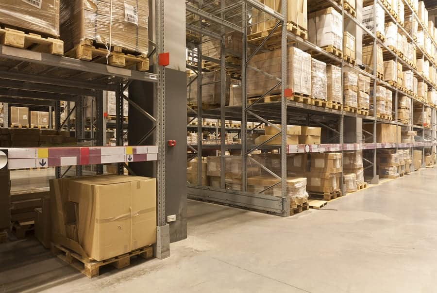 Pallet Storage and Pricing